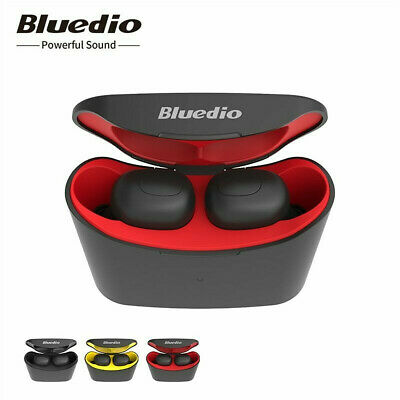 Bluedio Bluetooth 5.0 Sports Waterproof Earpieces Wireless Headset earbuds Touch