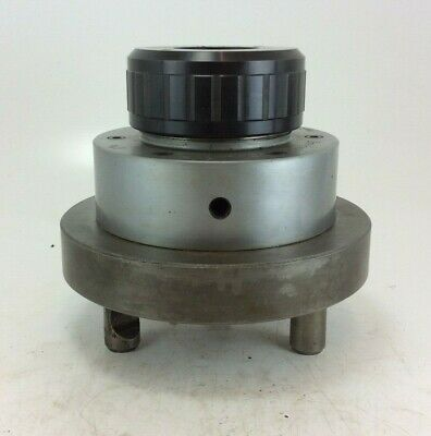 "Crawford Plastraulic Multibore Collet Chuck 1 1/2"" Capacity on D1-6 Mounting"