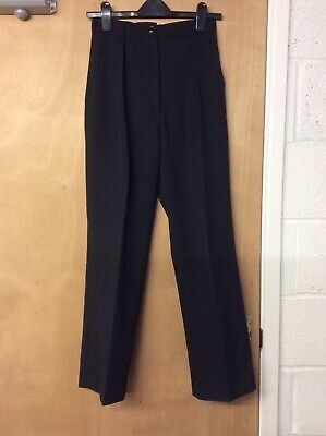 ROYAL AIR FORCE LADIES SLACKS BLUE No.2 DRESS UNIFORM TROUSERS RAF-REVIVAL,W/&P