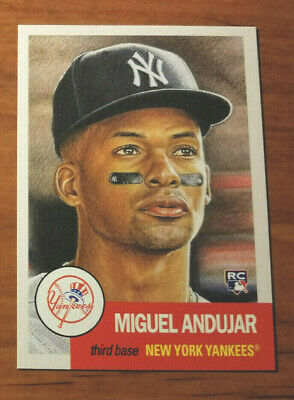 Miguel Andujar  2018 Topps Living Set #49 RC rookie card
