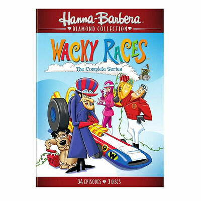 Wacky Races: The Complete Series DVD