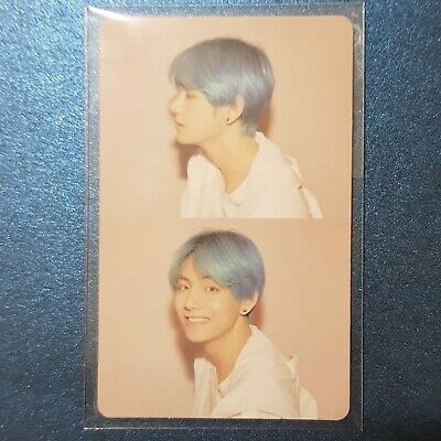 V - Official Photocard BTS Map Of The Soul : Persona Genuine Kpop