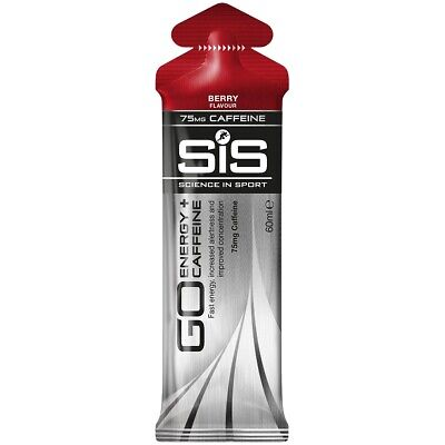 gel isotonico go energy caffeina gusto ribes 60ml SIS Science In Sport Integrato
