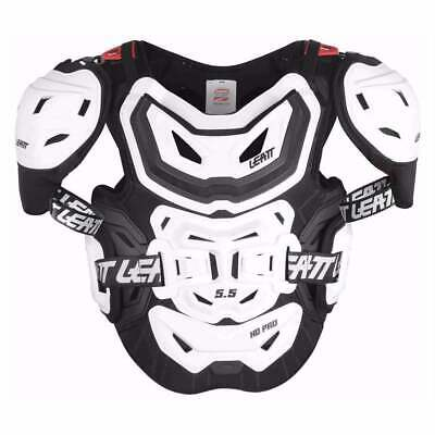 Leatt 5.5 Pro Hd Mx Motocross And Enduro Mens Body Armour Chest Protection -