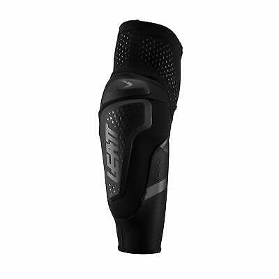 Leatt 3df 6.0 Mx Motocross And Enduro Mens Body Armour Elbow Pads - Black