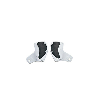 Sidi Crossfire Calf Deflectors Mens Boots Motocross Boot Spares - White One Size