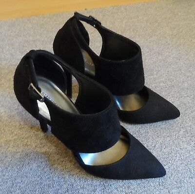 DEICHMANN STAR COLLECTION schwarze Sandalen High Heels Gr