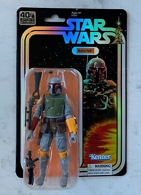 SDCC 2019 Hasbro Exclusive Star Wars Black Series BOBA FETT Kenner Paint ESB