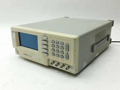 GWInstek LCR-821 200kHz High Precision LCR Meter RS-232C 240x128 33M7271