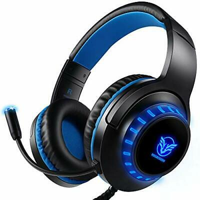 Cuffie Gaming per PS4 Nintendo Switch Xbox one PC, Gaming Headset con Microfono