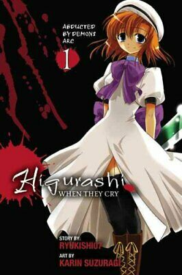 Higurashi When They Cry: Abducted by Demons Arc, Vol. 1 9780759529830
