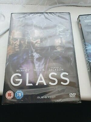 Brand New And Sealed Glass Dvd 2019