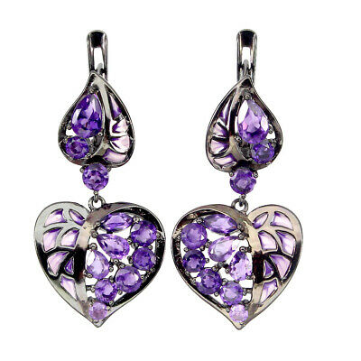 Amethyst 10x7 Pear Shape Pair 3.20cts only $9.99