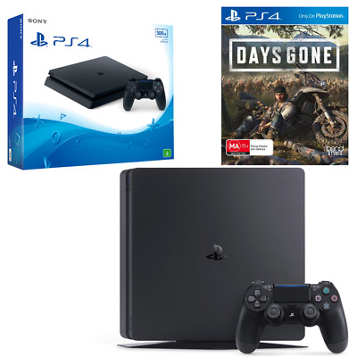 PlayStation 4 PS4 Slim 500GB Console NEW with Days Gone Bundle