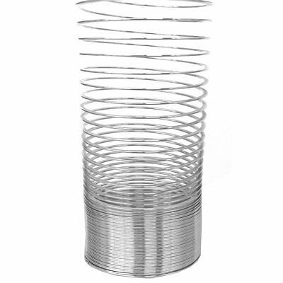 Mini Metal Springy Slinky Metal Spring Retro Toy Party Filler Magic Bounce TT