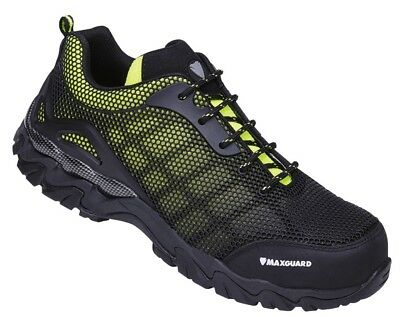 Light Maxguard Safety Shoes Jan J310 S1P Src ESD Arbeitssschuhe New 2018