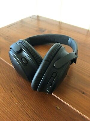 Bose QuietComfort 35 II Over the Head Headsets - Black - Used