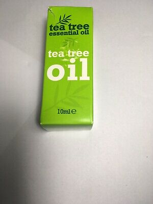 Tea Tree Essential Oil Antiseptic Anti Fungal Skin And Nails 10ml Bottle