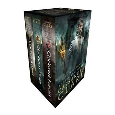 The Infernal Devices 2 Books Collection Pack Set Cassandra Clare Paperback NEW