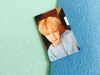 Bangtan boys BTS Love your self her official photocard Jimin ver. L