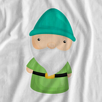 Seven Dwarfs | Dwarf One | Iron On T-Shirt Transfer Print