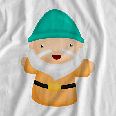 Seven Dwarfs | Dwarf Four | Iron On T-Shirt Transfer Print