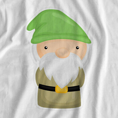 Seven Dwarfs | Dwarf Seven | Iron On T-Shirt Transfer Print