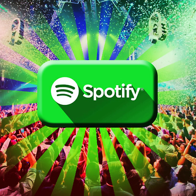 Spotify 1 YEAR /12 Months Premium PRIVATE -FAST DELIVERY- Worldwide Warranty