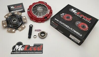 Mcleod Stage 4 Sprung Ceramic Street Clutch Fits Honda Civic TypeR EP3 K20