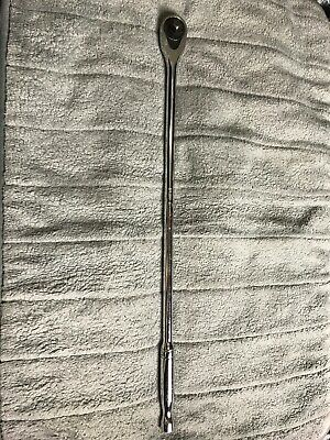 """New Gearwrench 24/"""" 120XP 1//2/"""" Drive Extra Long Handle Ratchet #81364"""