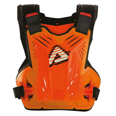 Acerbis Impact Mx Chest Protector - Fluo Orange