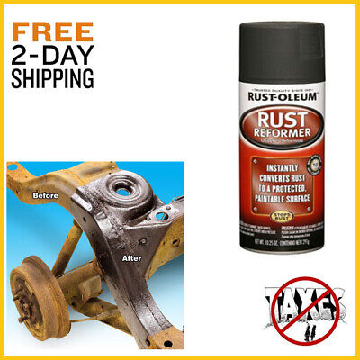 RUST-OLEUM 261414 UNIVERSAL All Surface Spray Paint 11 oz Metallic