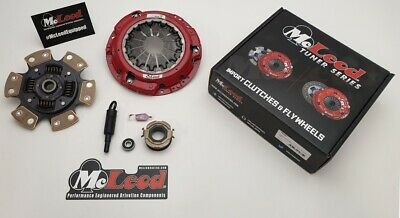 Mcleod Stage 4 Sprung Ceramic Paddle Street Supreme Clutch Fits Toyota GT86