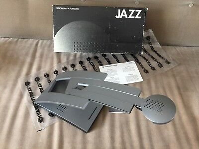 $ drop!_  PORSCHE Design JAZZ  Light, Italiana Luce,Made in ITALY,  Collector