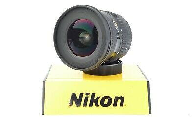 Sigma 10-20mm f/3.5 EX DC HSM Wide Angle Zoom Lens for Nikon #C16894