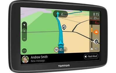 Tomtom Go Basic 5 Inch Gps Satnav Full Europe Lifetimaps Traffic & Wi Fi