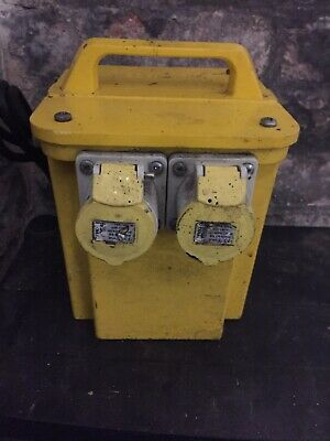 3.3KVA Transformer 110-Volt Twin Outlet 16-AMP