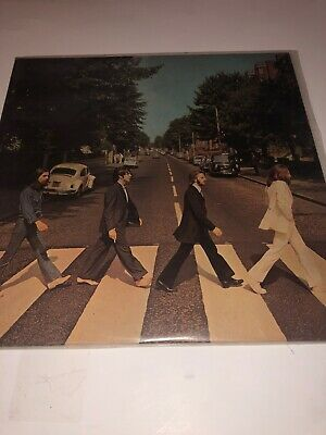 Abbey Road [LP] by The Beatles
