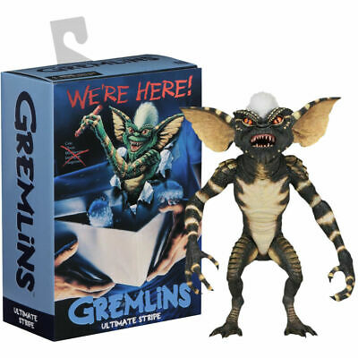 "Neca ULTIMATE STRIPE Gremlins Movie 7"" inch Scale Action Figure Horror Gremlin"