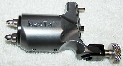 NeoTat 4.2mm Vivace Rotary Machine Gun Metal Good Condition