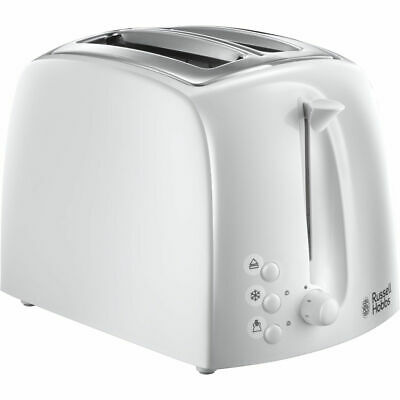 Russell Hobbs 21640 Textures 2 Slice Toaster White