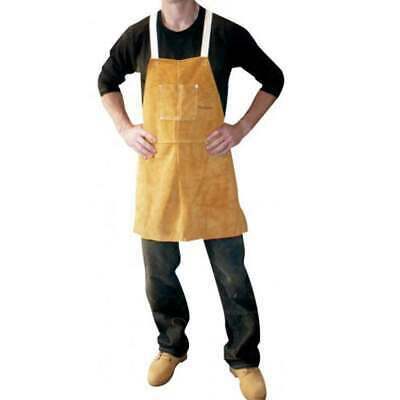 "Tillman 5320 24"" X 28"" Premium Side Split Cowhide Bench Apron"