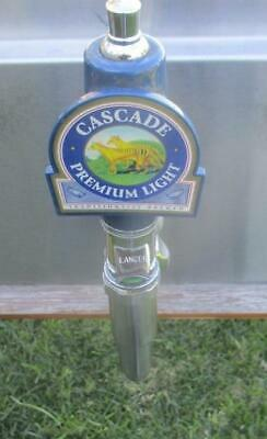 Quality Commercial Lancer D.a. Beer Tap - Cascade Light Top Great Condition