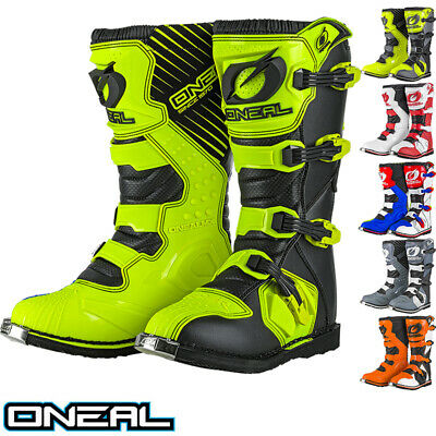 Oneal Rider Motocross Boots MX Off Road Dirt Bike ATV Racing MX Boots