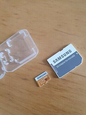 Samsung EVO Plus 128GB Micro SDXC Card mit 90MBs SD Adapter UHS-I