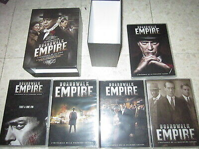 Coffret Dvd Integrale Serie Boardwalk Empire