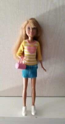 Barbie Sister Stacie Doll, Fun Day Shopping Life in the Dream House