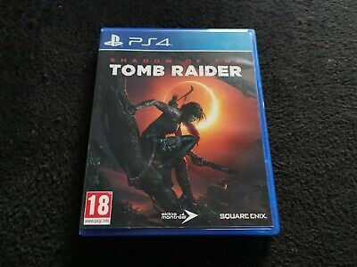 Shadow of the Tomb Raider Standard Edition for Sony PlayStation 4