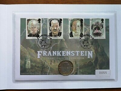 Frankenstein £2 First Day Cover