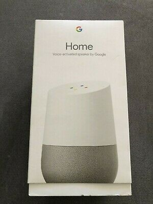 Google Home - Google Personal Smart Assistant - Brand New Factory Sealed
